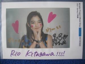 3/26 2021 Spring キャンペーン特典 L判写真 北川莉央 モーニング娘。'21