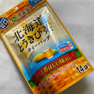 北海道限定  とうきび茶 ティーバッグ