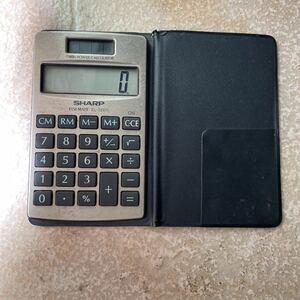 SHARP 電卓