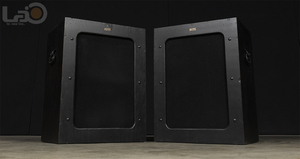 ◇アルテック◇ ALTEC 614 / 755E 最初期 米松合板 くぎ打ち 黒箱 ペア