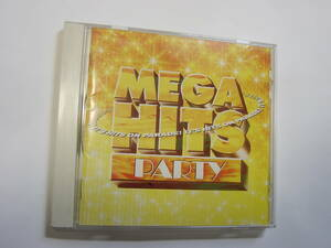 ♪ 中古CD オムニバス/洋楽/MEGA HITS PARTY ♪