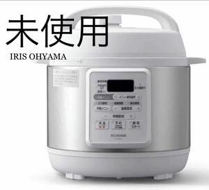 ◆ アイリスオーヤマ  電気圧力鍋【未使用、即日発送】
