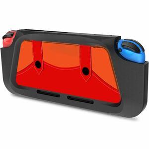 ニンテンドースイッチ カバー スイッチ カバー 一体式全面保護 switch カバー 厚さ強化 背面デザイン交換可能