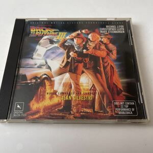 廃盤CD ALAN SILVESTRI アラン・シルベストリ / バック・トゥ・ザ・フューチャー・Ⅲ