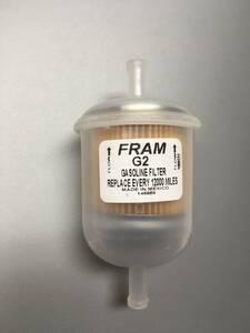 fuel filter FRAM G2 new goods prompt decision fuel e- Dell block