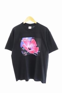 シュプリーム SUPREME 20AW Yohji Yamamoto ヨウジヤマモト This Was Tomorrow Tee 半袖 Tシャツ M 黒 ブラック ☆AA★ 210408 0071