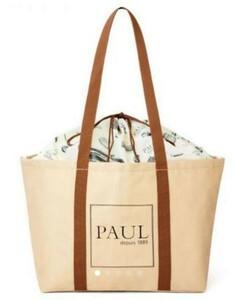 PAUL レジカゴバッグ  ショッピングバッグ トートバッグ ポール