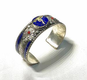 Металлический браслет Buda Awaren Bangle Tibet Ring (A1)