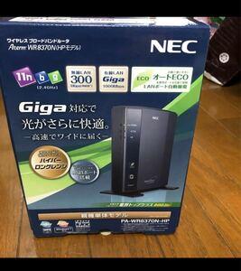 NEC 無線LANルーター