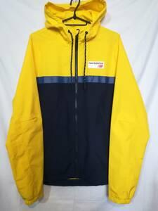 ニューバランス ウインドブレイカー アスレチックス78ジャケット Sサイズ new balance メンズ スポーツウェア トップス アウター MJ73557