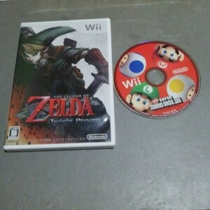 Wii ゼルダの伝説トワイライトプリンセス