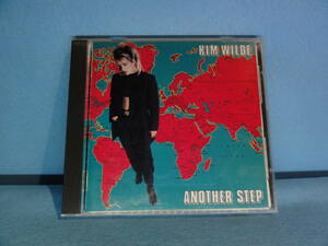 CD-172 キム・ワイルド 「ANOTHER STEP」 中古品