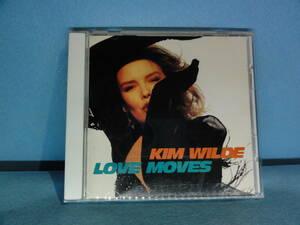 CD-173 キム・ワイルド 「LOVE MOVES」 中古品
