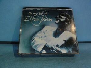 CD-176 ザ・ベリー・ベスト・オブ・エルトン・ジョン 中古品 CD2枚組
