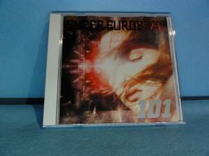 CD-189 スーパーユーロビート VOL.101 中古品 ケース新品