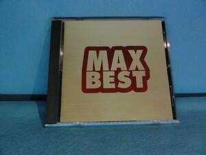 CD-190 MAX BEST 中古品 ケース新品