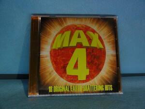 CD-191 MAX 4 中古品 ケース新品