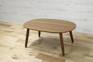 GMEH56○カリモク60 / karimoku ローテーブル リビングテーブル メラミン樹脂 定価37,400円