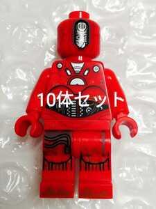 10体セット 新品 ケッセル・オペレーション・ドロイド 75212 スター・ウォーズ ミレニアム・ファルコン ミニフィグ レゴ 大量 LEGO