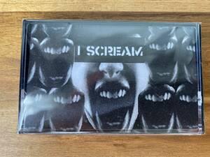 [即決][送料無料] EYESCREAM「I SCREAM」プロコピーデモテープ 経血、NO NO NO、サリドマイド、悲観、ハードコア パンク