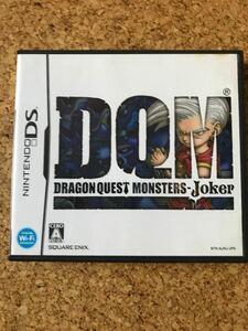 DSソフト ドラゴンクエストモンスターズジョーカー