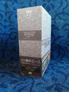 ★★ 主任警部モース 完全版DVD-BOX 1 ★★