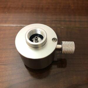 ウルトラスポーツ ガス詰め替えアダプター