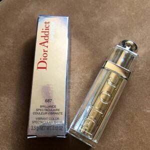 ディオールアディクトリップ Dior 687
