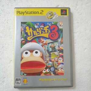 PlayStation2 ソフト サルゲッチュ3