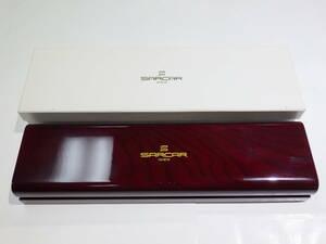 SARCAR サーカー 難あり 木製 腕時計用 箱ボックス №152