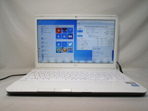NEC LaVie LS550/LS6W Core i5 3230M 2.6GHz 4GB 750GB 15.6インチ ブルーレイ Win10 64bit Office USB3.0 Wi-Fi HDMI [79087]