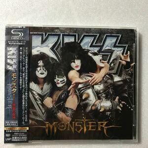 KISS CD [モンスター〜地獄の獣神] 12/10/10発売 オリコン加盟店 通常盤