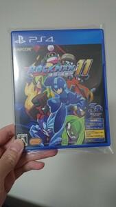PS4 ロックマン11運命の歯車!!