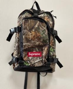 ■送料無料■ 19FW Supreme Backpack Real Tree Camo 国内正規品 シュプリーム バッグパック リュック カモ