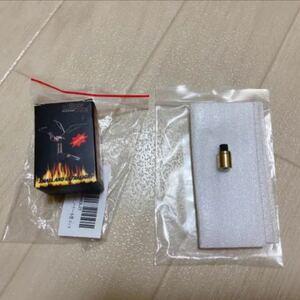 NOCNEX シングルバーナー コンパクトバーナー  ガス詰め替えアダプター