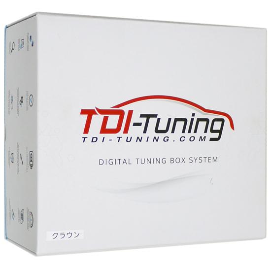 【中古】TDI Tuning TOYOTA 新型クラウン 2.0T 245PS CRTD4 Petrol Tuning Box ガソリン車用 未使用