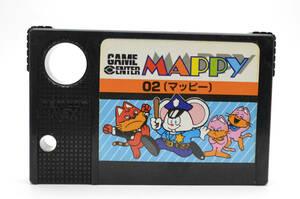 【K3615】ナムコ namcot/MSX/ROM ソフト/マッピー MAPPY/ゲームソフトのみ