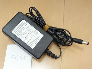 ★ATEX アテックス ルルド マッサージクッション 用ACアダプター YJS036A-1202000J DC12V 2A 送料350円