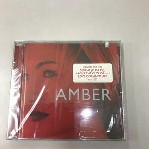 CD 輸入盤未開封【洋楽】長期保存品 Amber