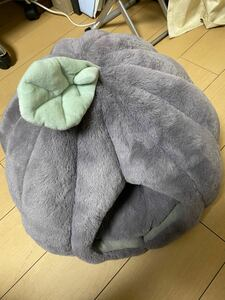 猫ハウス 猫 ベッド ドーム型 冬用 ペットベッド 寒さ対策 保温防寒