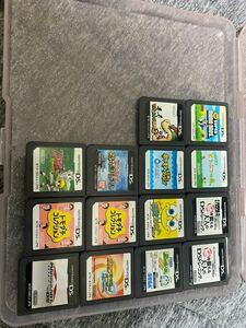 DSカセットのセット DSソフト ポケモン 任天堂 マリオ