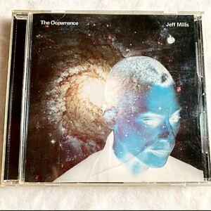 CD The Occurrenceジ・アカーランス/Jeff Millsジェフミルズ