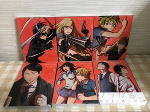 ノラガミ ARAGOTO 初回全6巻セット DVD セル版 即決 送料無料