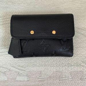 ルイヴィトン アンプラントポンヌフ三つ折財布