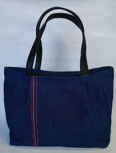 ハンドメイドバッグ 着物地 手提げバッグ