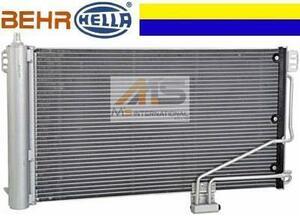 【M's】W203 S203 ベンツ AMG Cクラス(2000y-2007y)BEHR製 エアコン コンデンサー 純正OEM品 ACコンデンサー 203-500-1254 2035001254