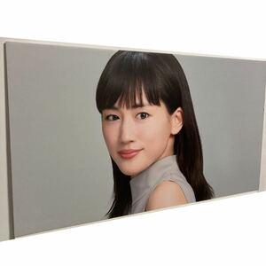 ~ Ayase Haruka Panasonic VIER viera .. pop board panel 90cm × 50cm