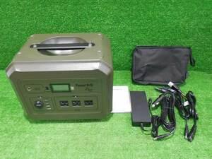 未使用品【PowerArQ Solar】HTE060-OD ポータブル電源