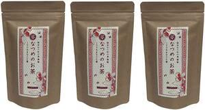 送料無料 なつめ茶 国産 2g×10袋入り 3個セット 無農薬 福井県産なつめ100%使用 なつめのお茶 健康茶 棗 ティーバック ノンカフェイン