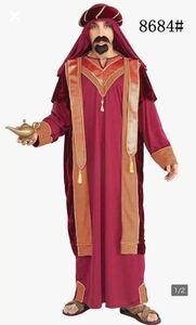 コスプレ衣装 ハロウィン 国王 王子 王様 男性コスプレ あらびや b-010